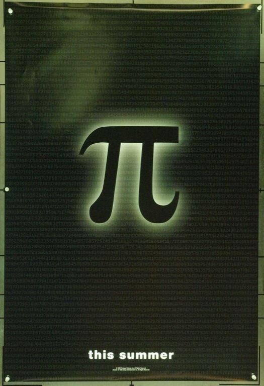 Pi (1998) 22009