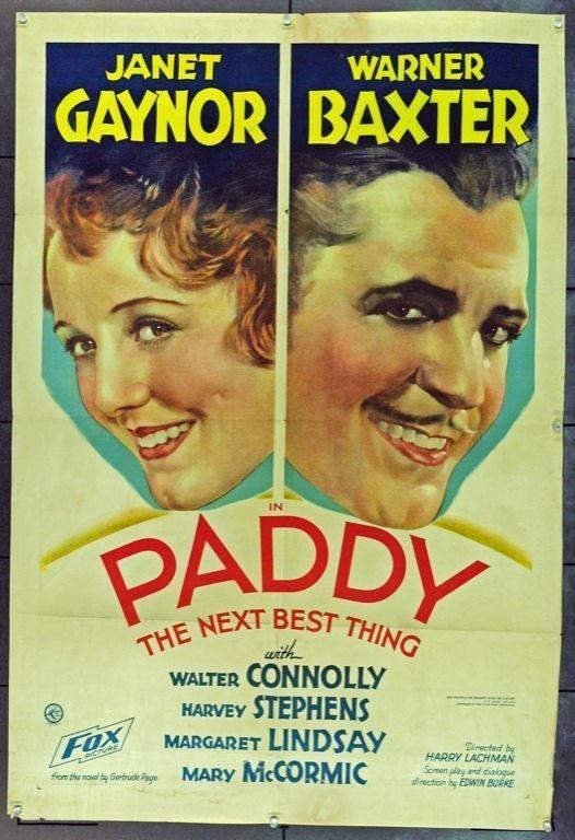 PADDY (1933) 6537