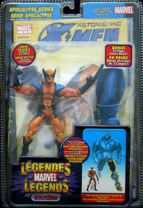 Marvel Legends - Wolverine TOYBIZ Astonishing X-Men