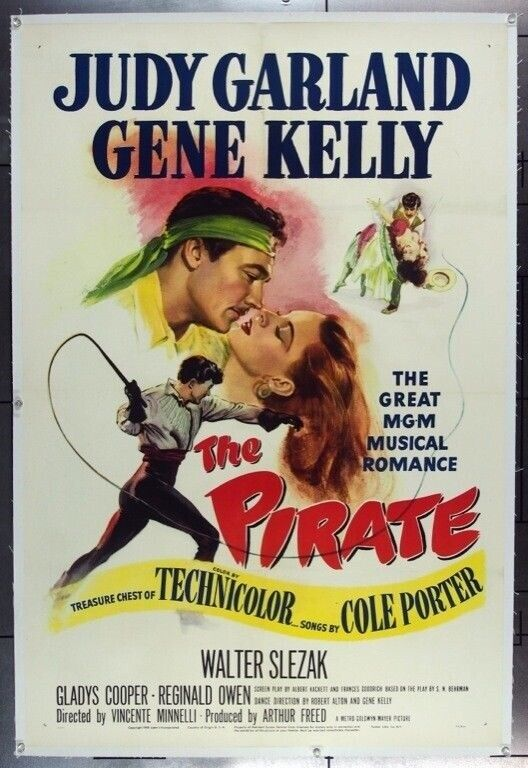 PIRATE, THE (1948) 12719