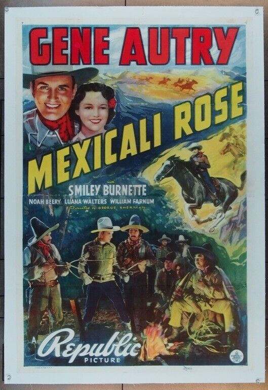 MEXICALI ROSE (1939) 17370