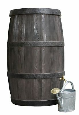 Rainwater Barrel Butt 500 litre - free tap and choice of filter/diverter!