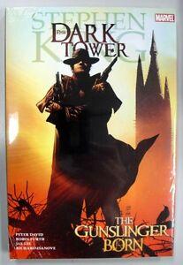 DARK-TOWER-GUNSLINGER-BORN-HC-STEPHEN-KING-COMIC-SEALED-HARD-COVER-GRAPHIC-NOVEL