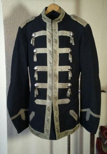 Unknown Mystery US Uniform 1890-1910(?) Musician(?) Military(?) Theatrical(?)