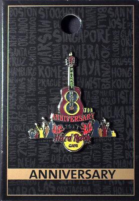 PHUKET HARD ROCK CAFE 8TH ANNIVERSARY ANNIVERSARY PIN