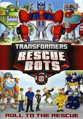 New: TRANSFORMERS RESCUE BOTS - Roll To The Rescue [Anime/Kids] (Transformers Rescue Bots Roll To The Rescue)
