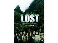 LOST Seasons 1-6 DVD