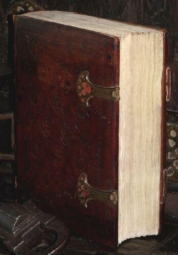 TWO DUTCH INCUNABLES SERMONES SENSATI LEEU VORAGINE GOUDA & DEVENTER 1482 / 1483