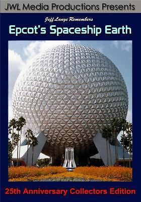 Walt Disney World, Epcot Spaceship Earth 2 DVD Set, Vintage Rides, Earth Station