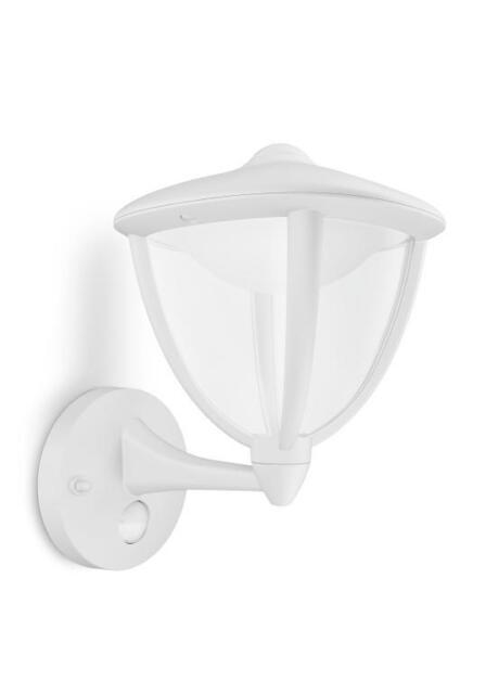 LED Wandaußenleuchte mit Bewegungsmelder 4,5W weiß