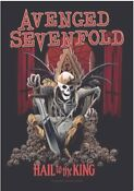 Avenged Sevenfold Fabric Poster