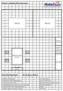 Office Space Required for Rent/Lease - 500 Sq Ft +/-