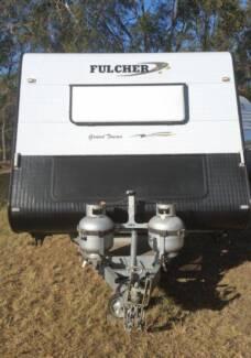 Fulcher Galaxy Grand Tourer Ensuite Caravan 2012 Londonderry Penrith Area Preview