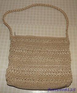 Lina Crochet Shoulder Bag 92