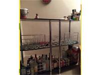 Black Glass Bar