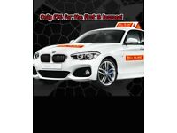 ***Driving Lessons in a Brand New BMW 1 Series M-SPORT. First 5 lessons for £76. Only £23 an hour***