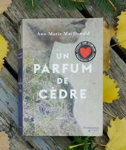 ANN-MARIE MACDONALD: Un parfun de cedre