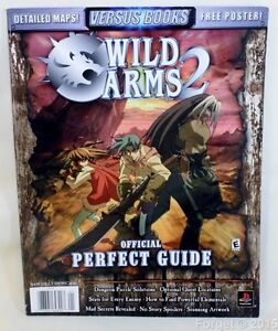 For Sale. Wild Arms Strategy Guides Oakville / Halton Region Toronto (GTA) image 2