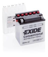 Batterie Moto Exide YB10L-A2 EB10L-A2 12V 11AH 160A 135X90X145MM ACIDE COMPRIS