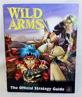 For Sale. Wild Arms Strategy Guides