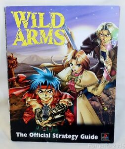 For Sale. Wild Arms Strategy Guides Oakville / Halton Region Toronto (GTA) image 1