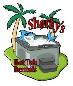 NEED TO RELAX AND UNWIND?  WHY NOT RENT A HOT TUB!