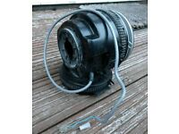 Dyson dc07 dc14 motor housing & cable & rubber gaskets. Used but from working machine.