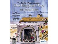 The Happiest Days of Your Life (The Little Theatre, Birkenhead)