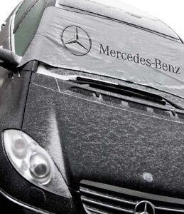 genuine mercedes benz ice summer windscreen windshield