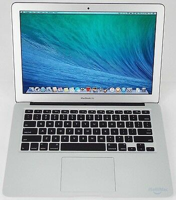"Apple 2013 MacBook Air 13"" 1.3GHz I5 128GB 4GB MD760LL/A + B Grade + Warranty!"