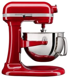 KitchenAid KL26M1XER Professional 6 quart Bowl-Lift Stand Mixer