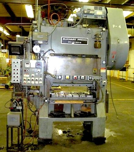 L&j ( Elkhart Press ) Model Ep2-45-36-18 High Speed Straight Side Punch Press