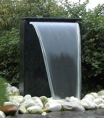 Gartenbrunnen / Wasserfall Ubbink AcquaArte Vicenza schwarz
