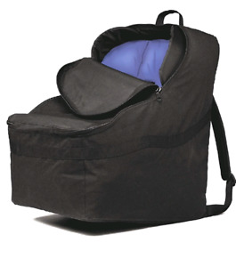JL Childress Car Seat (convertible or booster) backpack carrier