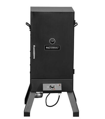 Masterbuilt Analog Electric Smoker in Black MB20077618 - NEW