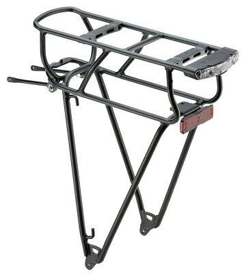Racktime Bicicleta Eléctrica Portaequipajes Brillo 26 ″/ 28″ para Bosch
