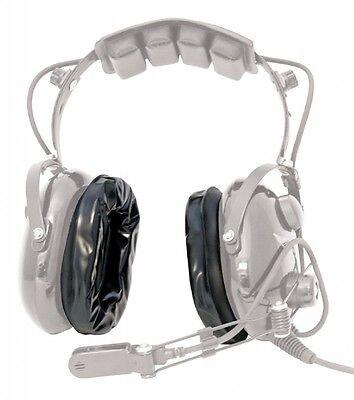 - Aviation Headset Gel Earseals Brand New!!!!!Avcomm David Clark Bose Rugged