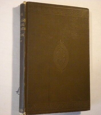'A Guide to American Medical Students in Europe' Henry Hun MD 1883 HC - Medical Students Guide