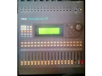 Yamaha Programmable Mixer 01 - 16 channel, motorised faders