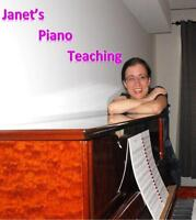 ** Experienced Piano Teacher Offering Discount Summer Lessons **