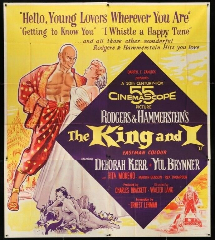 KING AND I, THE (1956) 25068
