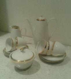 Coffee set by Brigitta