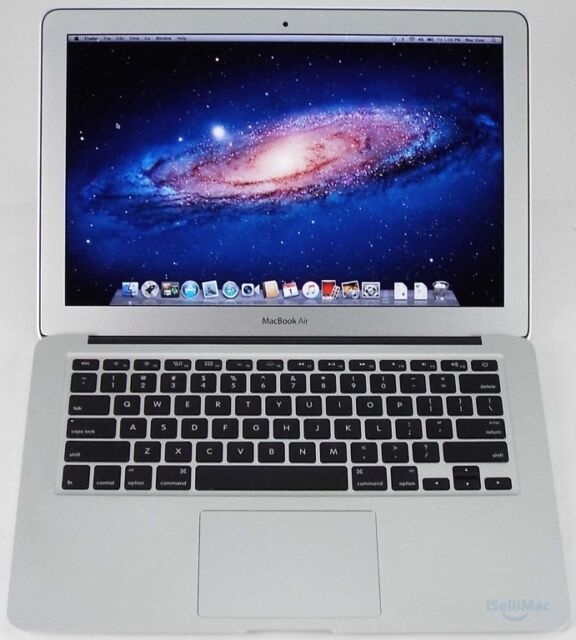 "Apple 2011 MacBook Air 13"" 1.8GHz I7 256GB SSD 4GB MC965LL/A-BTO + B Grade"