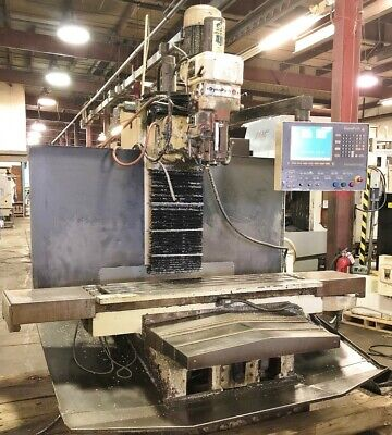 Dynapath 750 Cnc Vertical Mill