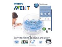 avent bottle microwave sterilizer