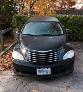2007 PT Cruiser Daughter got new car Dad gets to sell old one.
