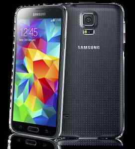 Samsung Galaxy s5 -Unlocked (Wind,Mobilicity,Rogers,Bell)used