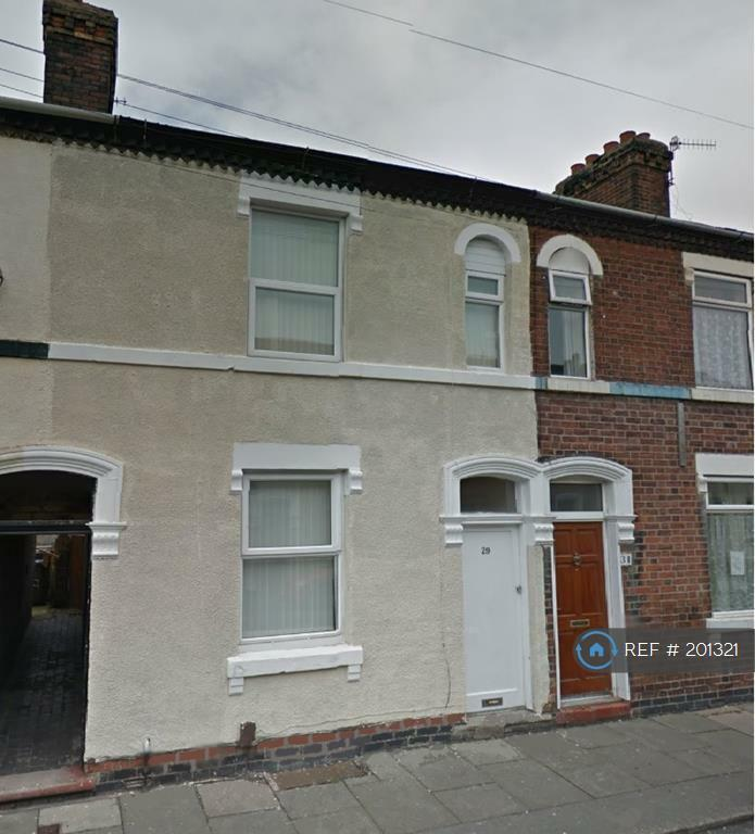 5 bedroom house in Ashford Street, Stoke On Trent, ST4 (5 bed)
