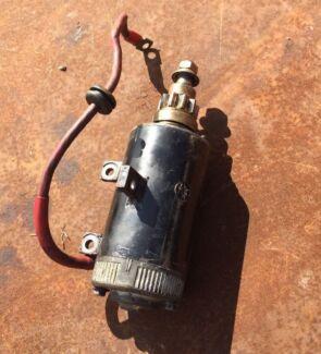 Johnson evinrude starter motor