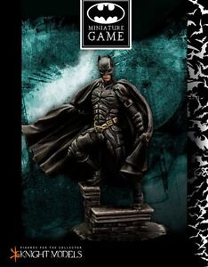 Knight Models BNIB The Dark Knight Rises - BATMAN 35MM